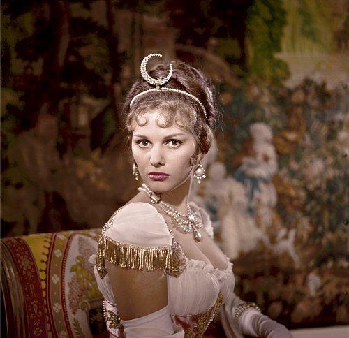Клаудия Кардинале / Claudia Cardinale