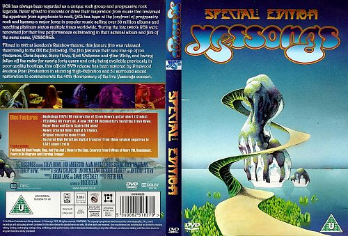 Yes - Yessongs Special Edition (2012)