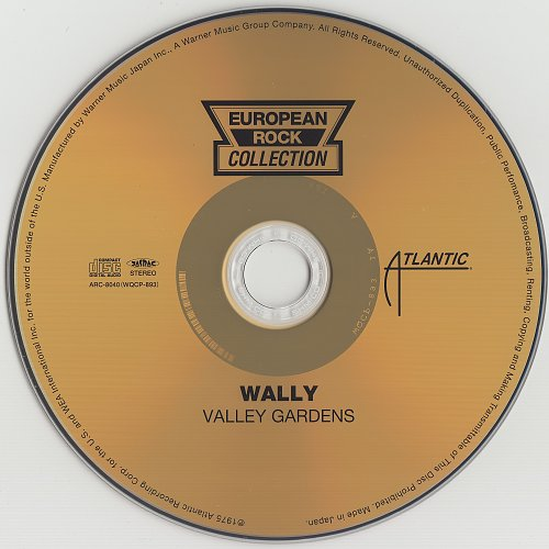 Wally - Valley Gardens (1975)