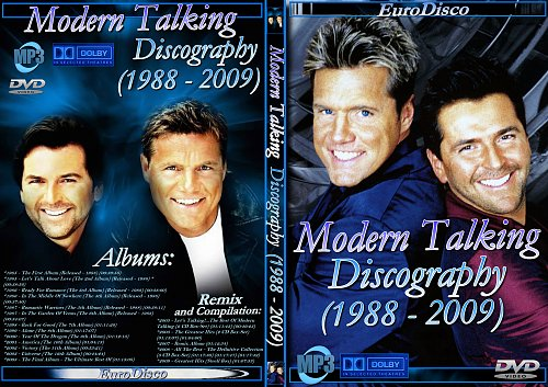 Modern Talking - Discography (1988-2009)