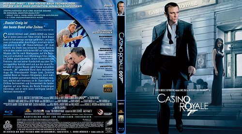 Джеймс Бонд 007: Казино Рояль / Casino Royale (2006)