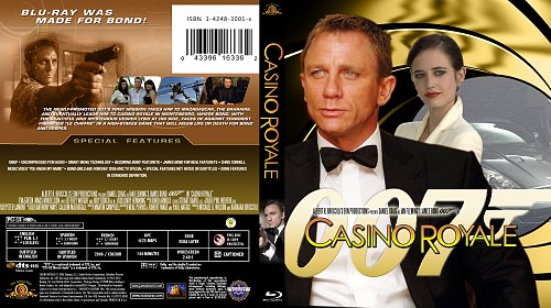 Джеймс Бонд 007: Казино Рояль / Casino Royale (2006)