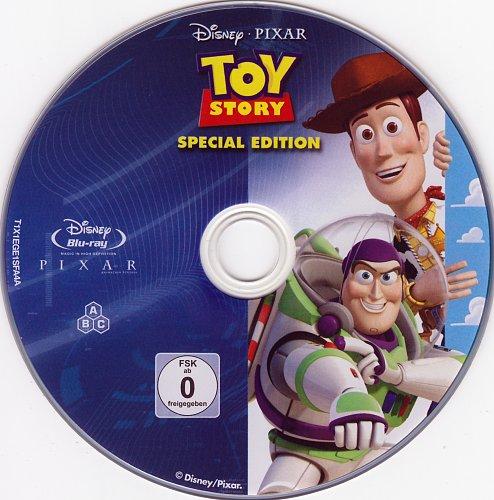 История игрушек / Toy Story (1995)