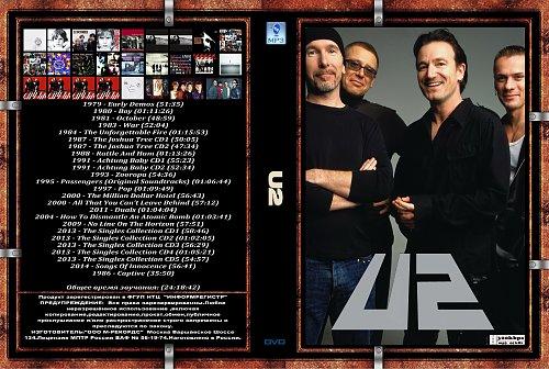 U2 (Дискография)