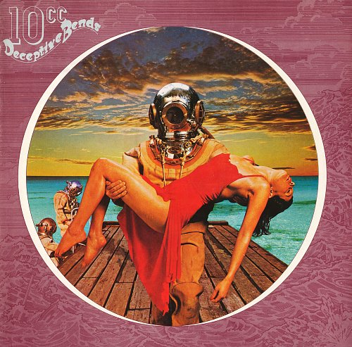 10 CC - Deceptive Bends (1977)