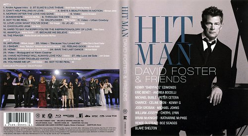 Hit Man - David Foster And Friends (2008)