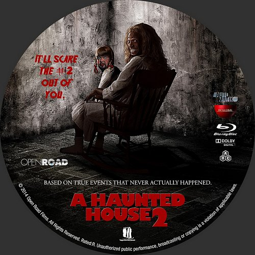 Дом с паранормальными явлениями 2 / A Haunted House 2 (2014)