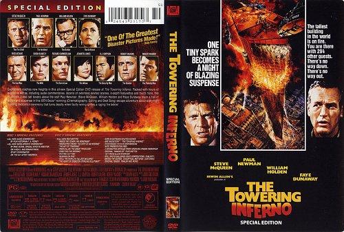 Вздымающийся ад / The Towering Inferno (1974)
