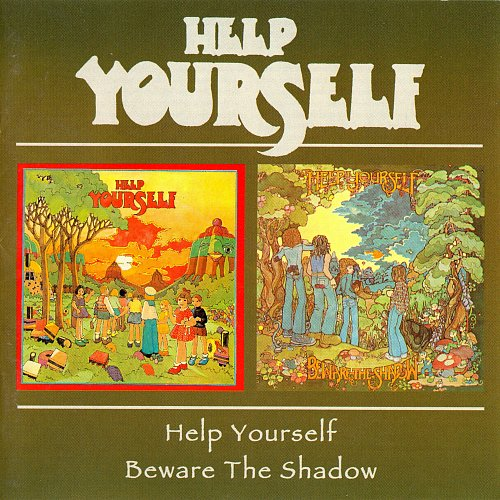 Help Yourself - Help Yourself (1971) + Beware The Shadow (1972)