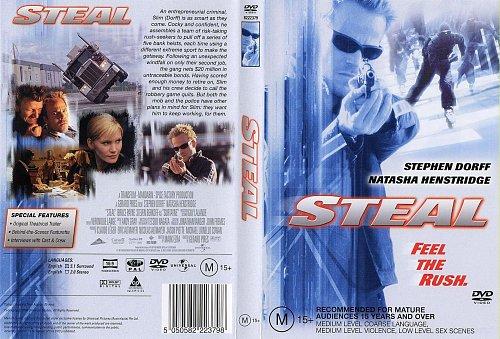 Неудержимые / Riders / Steal (2002)