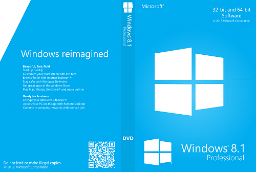 Windows 8.1 (Professional)
