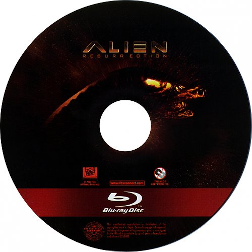 Чужие 1-4 / Aliens 1-4 (1979, 1986, 1992, 1997)