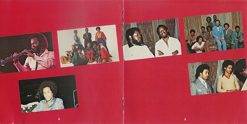 Earth Wind & Fire - The Best Of Earth Wind & Fire Vol.01 (1978)