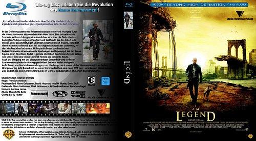 Я - Легенда / I Am Legend (2007)