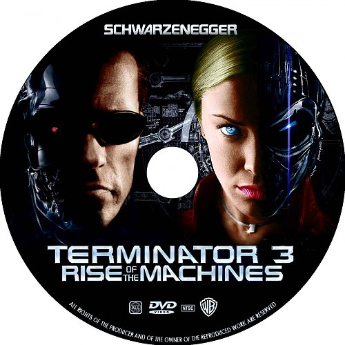 Терминатор 3: Востание машин / Terminator 3: Rise of the machine (2003)