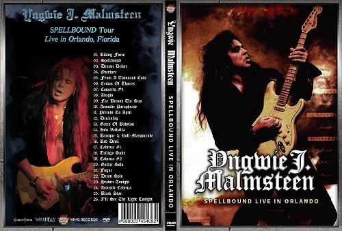 Yngwie Malmsteen - Spellbound Live In Orlando (2014)