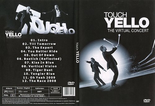 Yello.Touch Yello The Virtual Concert 2009