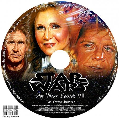 Звездные войны. Эпизод VII: Пробуждение Силы / Star Wars. Episode VII: The Force Awakens (2015)