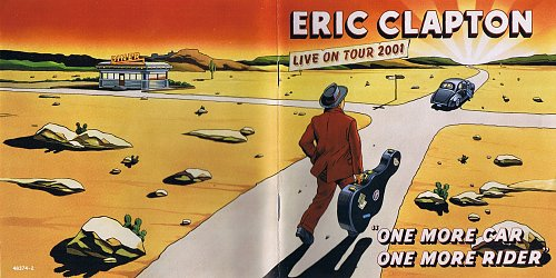 Eric Clapton - One More Car One More Rider - Live On Tour 2001 (2 enhanced CD) 2002
