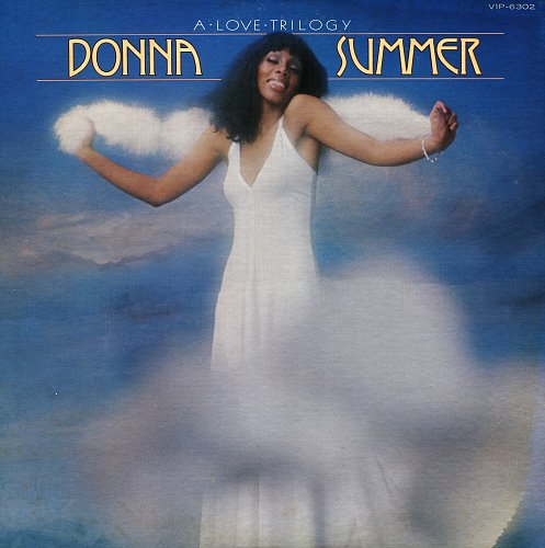 Donna Summer - A Love Trilogy (1984)