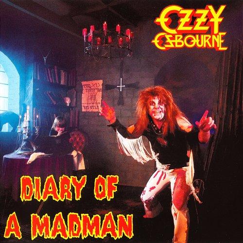 Ozzy Osbourne - Diary Of A Madman (1981, 2011 Sony Music Entertainment, Epic, Legacy, EU)