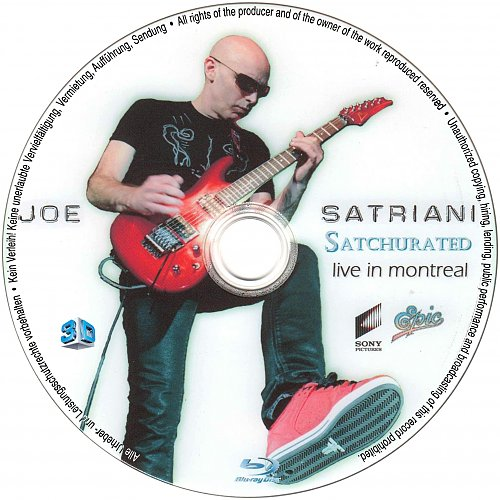 Joe Satriani - Satchurated