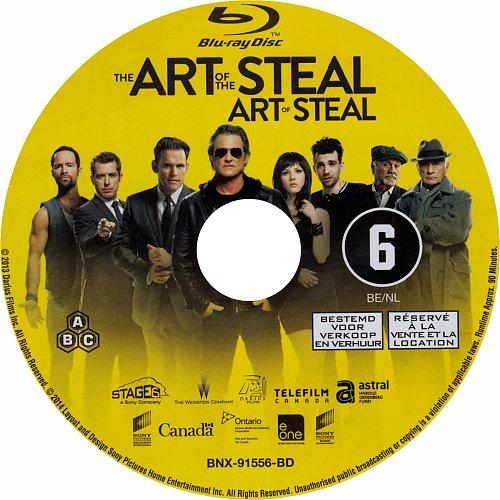 Черные Метки / The Art Of The Steal (2014)