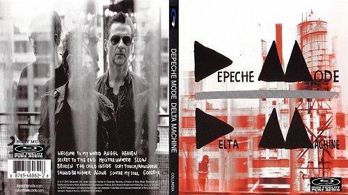 Depeche Mode - Delta Machine (2014)