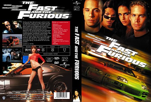 Форсаж / Fast and the Furious, The