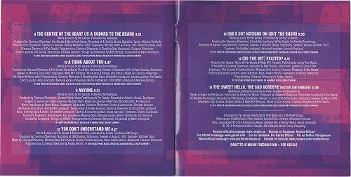 Буклет (продолжение) + CD