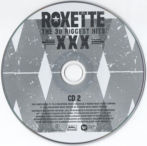 Roxette - XXX – The 30 Biggest Hits (2014)