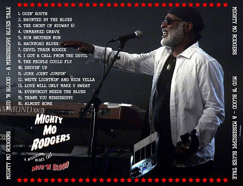 Mighty Mo Rodgers - Mud 'N Blood - A Mississippi Blues Tale (2014)