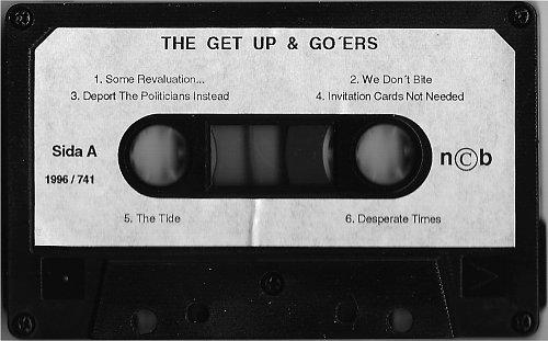 Get Up & Goers - Demo (1996)