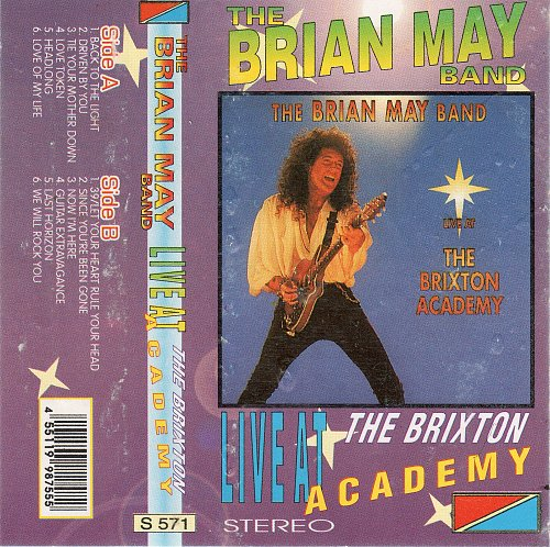 Brian May Band, The - Live At The Brixton Academy