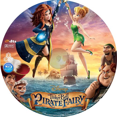 Феи: Загадка пиратского острова / The Pirate Fairy (2014)