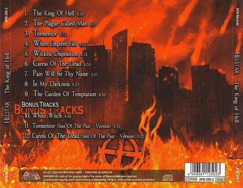 Helstar - The King Of Hell (2008)
