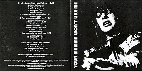 Suzi Quatro - Your Mamma Won't Like Me (1975)