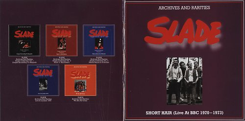 Slade - Short Hair - Archives And Rarities (Live At BBC 1970-1973) (2003)