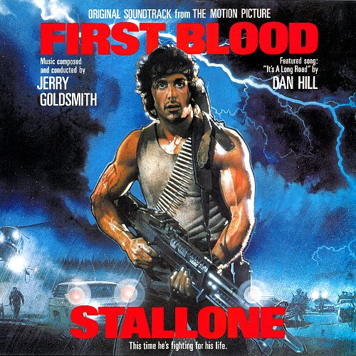 Jerry Goldsmith - First Blood (Rambo)