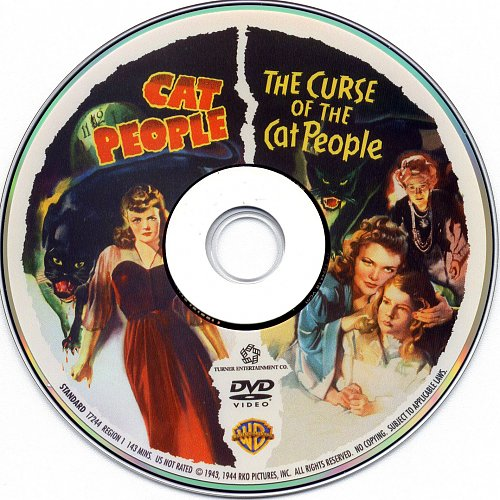 Люди-кошки / Cat People(1942)/Проклятие людей-кошек/The Curse of the Cat People(1944)