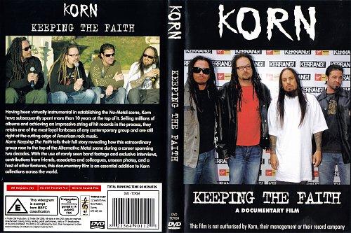 Korn: Keeping The Faith (2006 Treble Clef, UK)