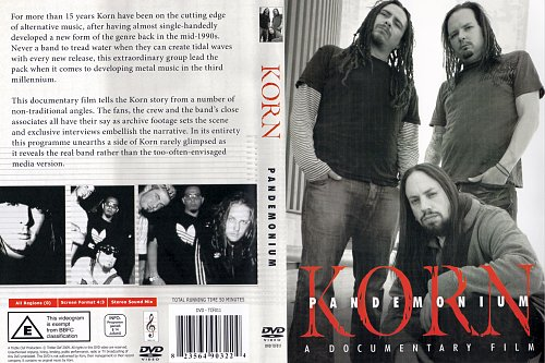 Korn: Pandemonium (2009 Treble Clef, UK)