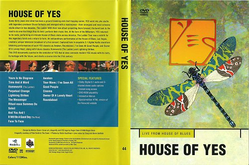 Yes - House of Yes (1999)