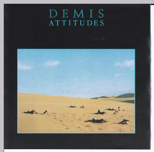 Demis Roussos - Attitudes (1982)