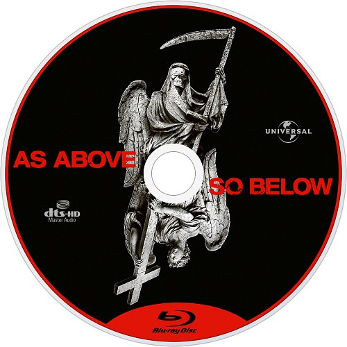 Париж: Город мертвых / As Above, So Below (2014)
