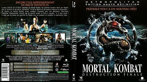 Смертельная битва 2: Истребление / Mortal Kombat: Annihilation (1997)