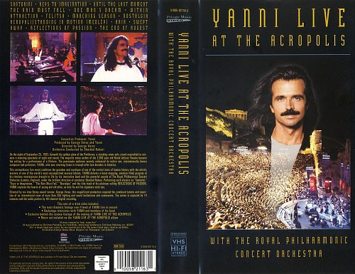 Yanni - Yanni Live At The Acropolis (1994)