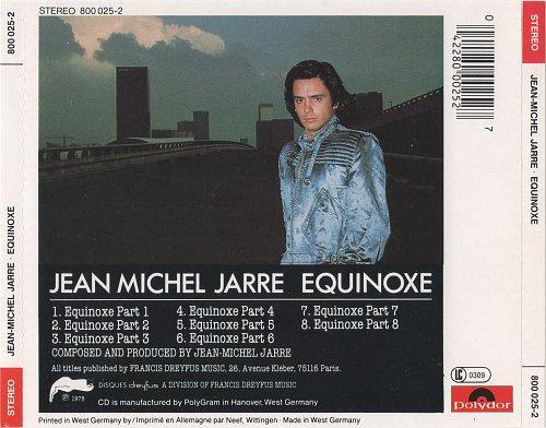 JEAN MICHEL JARRE - EQUINOXE 1978