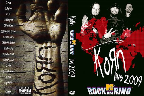 Korn (KoЯn) - MTV Rock Am Ring Live 05.06.2009 Germany (2009)