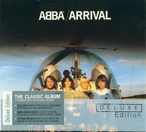 ABBA - Arrival (1976) (2006, Remastered, Deluxe Edition)